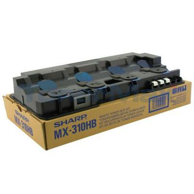 SHARP MX-3100N WASTE TONER BOX KIT